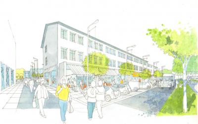 Work in implementing the Wilmslow Neighbourhood Plan
